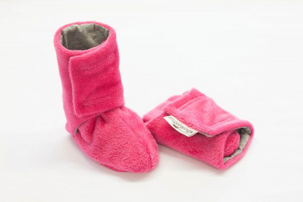 Angel wings Boots pink