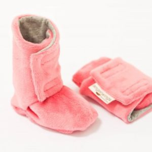 Angel wings Boots light pink