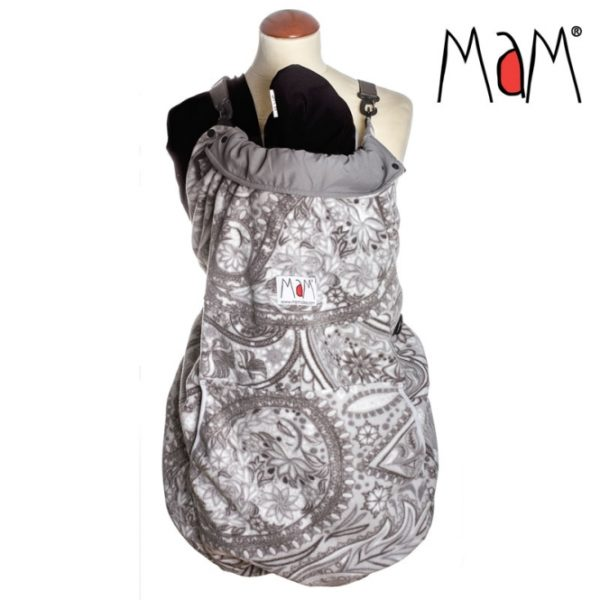MaM All-Season Combo FLeX Cover Lava Stone Grey/Paisly