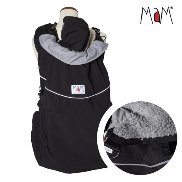 MaM Softshell Flex Cover Black/Rock Grey