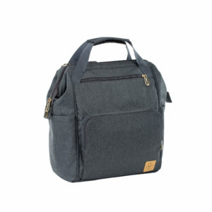 LÄSSIG Wickelrucksack Glam Goldie Backpack - Anthracite