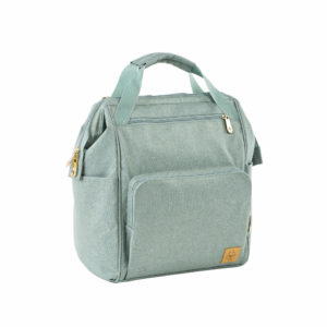 LÄSSIG Wickelrucksack Glam Goldie Backpack - Mint