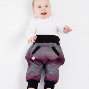 LennyBaggy Little Herringbone Inspiration mit Schwarz