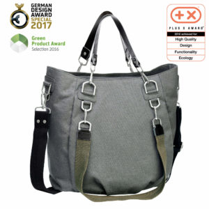 LÄSSIG Wickeltasche Mix n' Match Bag - Anthracite
