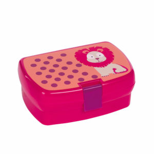 LÄSSIG Lunchbox Wildlife Lion