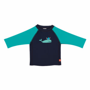 LÄSSIG UV-Shirt Blue Whale