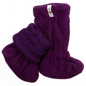 ManyMonths Winter Booties Majestic Plum