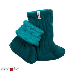 ManyMonths Winter Booties Royal Turquoise