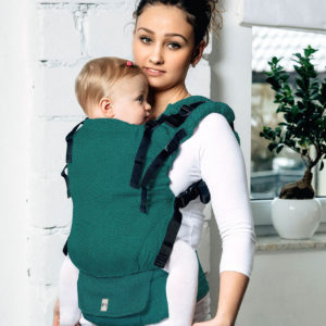 LennyUp Carrier Basic Line Emerald