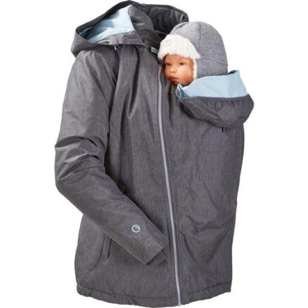 Mamalila Winterjacke Ice-Grey