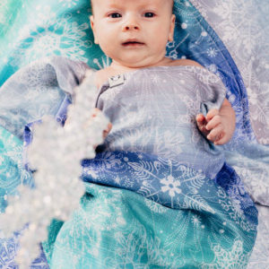 LennyLamb Snow Queen Magic Lake Mulldecke