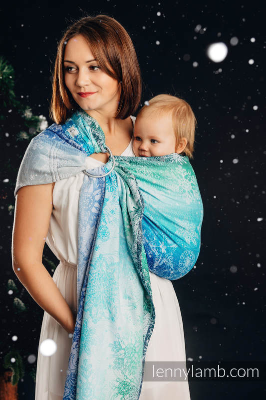 LennyLamb RingSling Snow Queen Magic Lake