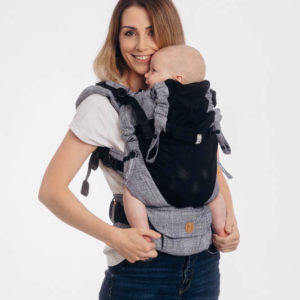 LennyUpGrade Mesh Carrier - Denim Blue