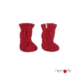ManyMonths Adjustable Winter Booties (Stiefelchen) Cranberry Nectar