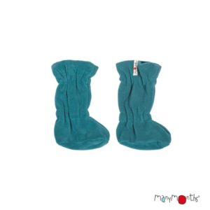 ManyMonths Adjustable Winter Booties (Stiefelchen) Ocean Wave