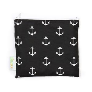 Kidsak wiederverwendbarer Snack Bag small, Anchors
