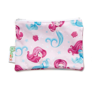 Kidsak wiederverwendbarer Snack Bag small, Mermaid