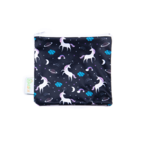 Kidsak wiederverwendbarer Snack Bag small, Unicorn