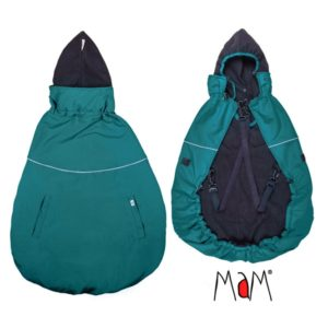 MaM Deluxe FLeX Cover Ocean Wave/Black