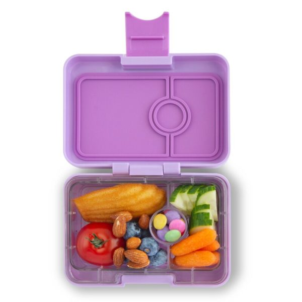 Yumbox Mini Snack Lila Purple