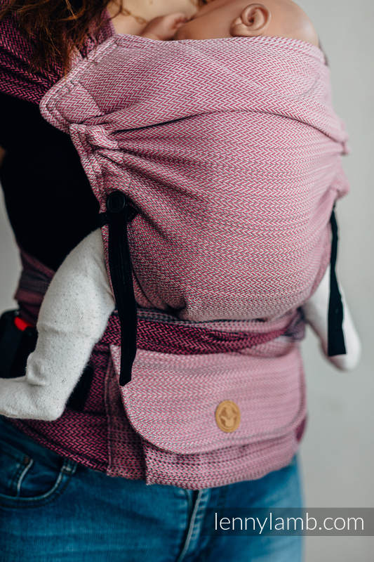 LennyHybrid HB Carrier - Ombre Pink