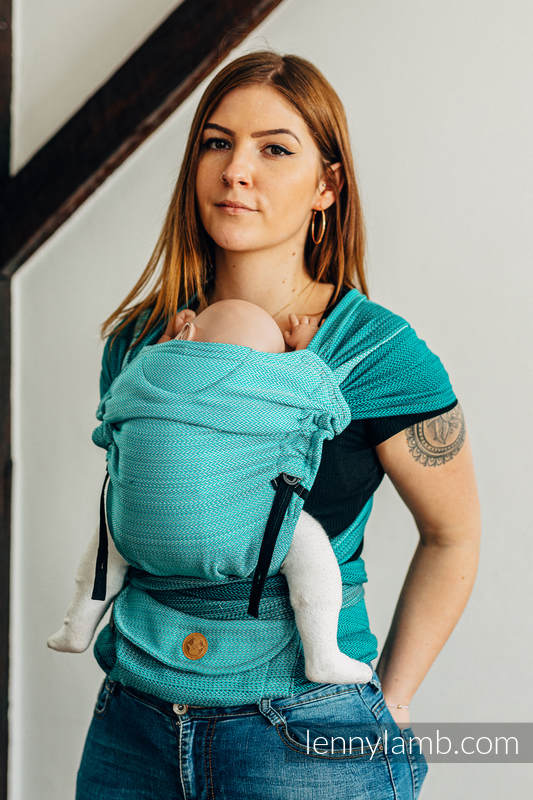 LennyHybrid HB Carrier - Ombre Teal