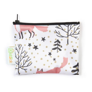 Kidsak wiederverwendbarer Snack Bag small, Fox