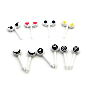 Bento Picks Eyes Medama colors 10er Pack