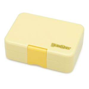 Yumbox Mini Snack Suburst Yellow