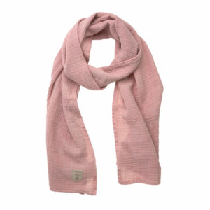 LÄSSIG Stillschal - Muslin Nursing Scarf, Rose