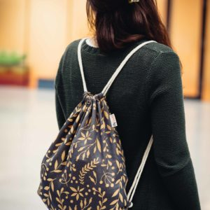 Limas Rucksack - Flora Honey Moon
