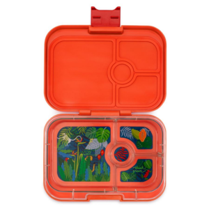 Yumbox Panino (4 Unterteilungen) Safari Orange